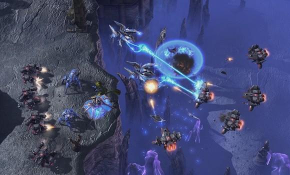 Starcraft 2: Heart of the Swarm Ekran Görüntüleri - 5