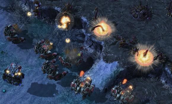 Starcraft 2: Heart of the Swarm Ekran Görüntüleri - 4