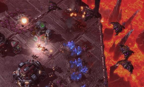 Starcraft 2: Heart of the Swarm Ekran Görüntüleri - 3