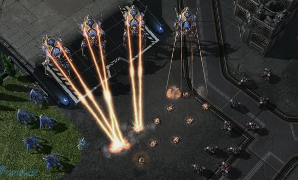 Starcraft 2 Ekran Görüntüleri - 2