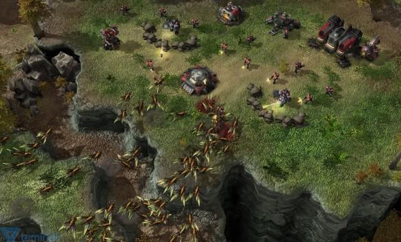 Starcraft 2 Ekran Görüntüleri - 9