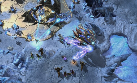 Starcraft 2 Ekran Görüntüleri - 8