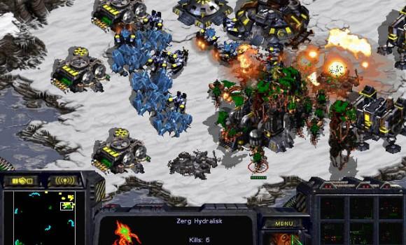 StarCraft Anthology Ekran Görüntüleri - 7