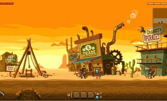 SteamWorld Dig Ekran Görüntüleri - 10