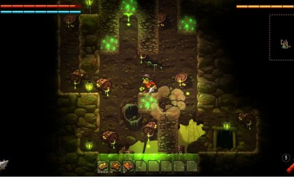 SteamWorld Dig Ekran Görüntüleri - 8
