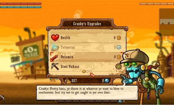 SteamWorld Dig Ekran Görüntüleri - 6