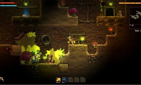 SteamWorld Dig Ekran Görüntüleri - 4