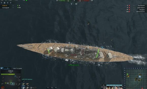 Steel Ocean Ekran Görüntüleri - 2
