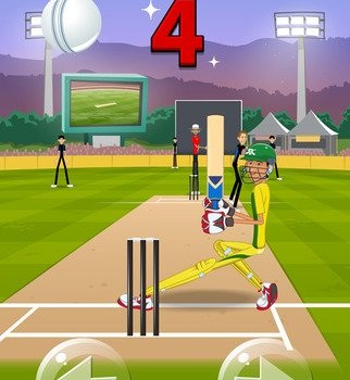 Stick Cricket 2 Ekran Görüntüleri - 3
