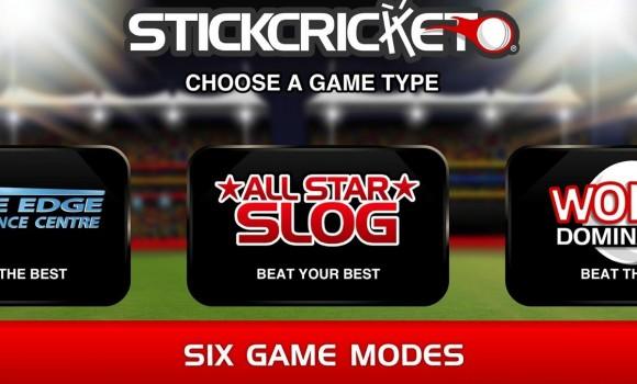 Stick Cricket Ekran Görüntüleri - 2