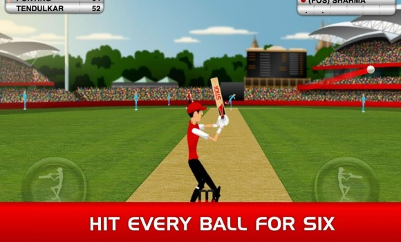 Stick Cricket Ekran Görüntüleri - 5