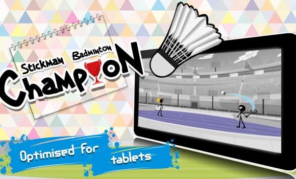Stickman Badminton Champion Ekran Görüntüleri - 4