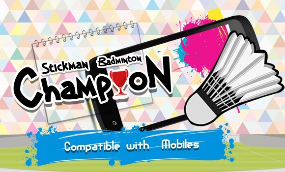 Stickman Badminton Champion Ekran Görüntüleri - 2