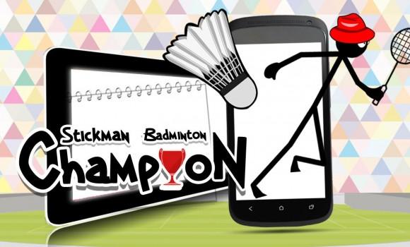 Stickman Badminton Champion Ekran Görüntüleri - 1
