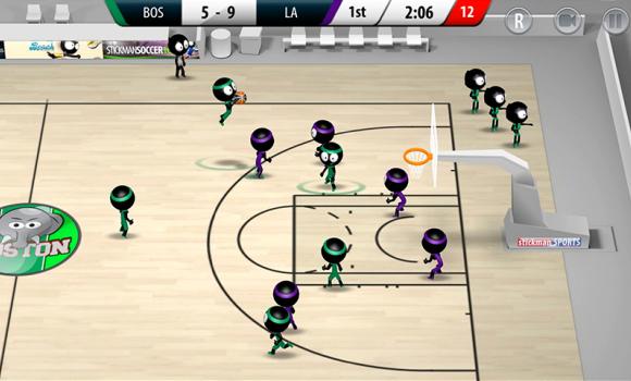 Stickman Basketball 2017 Ekran Görüntüleri - 4