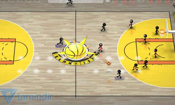 Stickman Basketball Ekran Görüntüleri - 4
