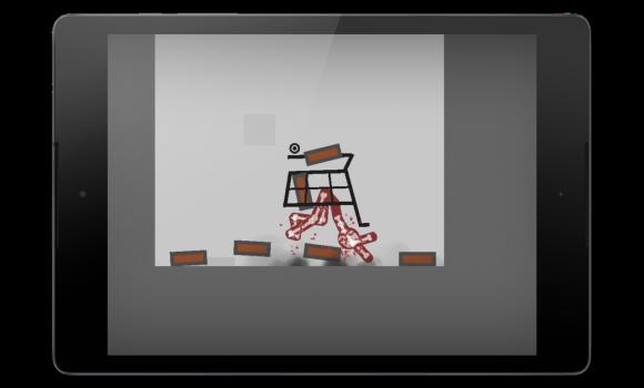 Stickman Dismount Ekran Görüntüleri - 3