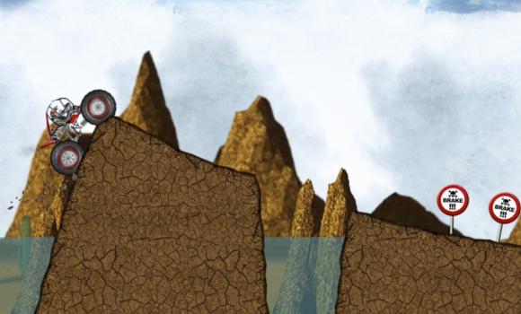 Stickman Downhill Monstertruck Ekran Görüntüleri - 3