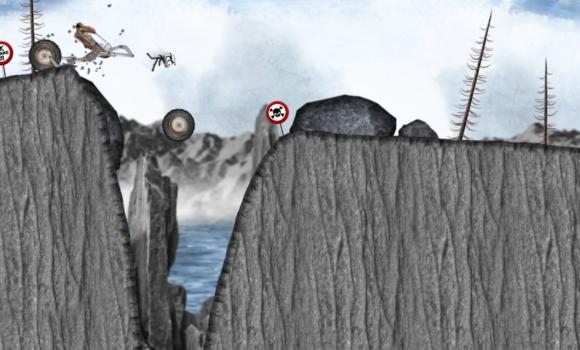 Stickman Downhill Monstertruck Ekran Görüntüleri - 2
