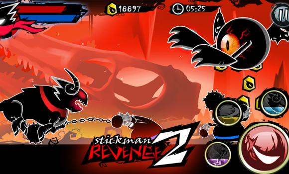 Stickman Revenge 2 Ekran Görüntüleri - 2