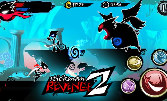 Stickman Revenge 2 Ekran Görüntüleri - 1