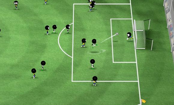 Stickman Soccer 2016 Ekran Görüntüleri - 2