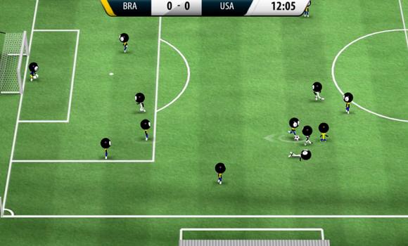 Stickman Soccer 2016 Ekran Görüntüleri - 3