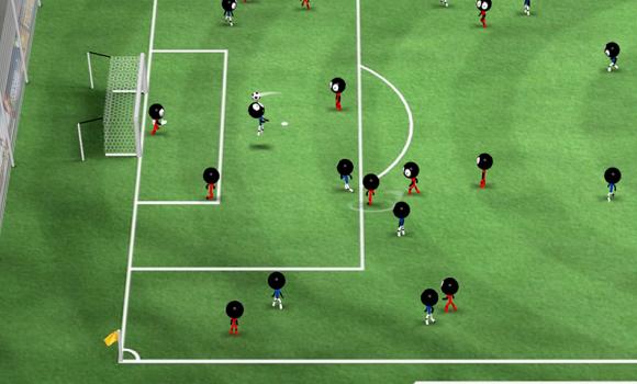 Stickman Soccer 2016 Ekran Görüntüleri - 5