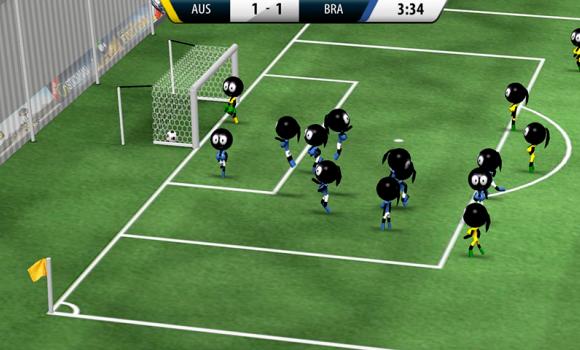 Stickman Soccer 2016 Ekran Görüntüleri - 4