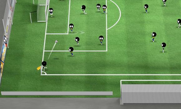 Stickman Soccer 2016 Ekran Görüntüleri - 1