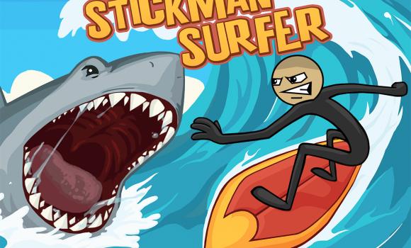 Stickman Surfer Ekran Görüntüleri - 1