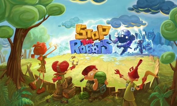 Stop The Robots Ekran Görüntüleri - 5