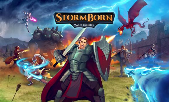 StormBorn: War of Legends Ekran Görüntüleri - 1