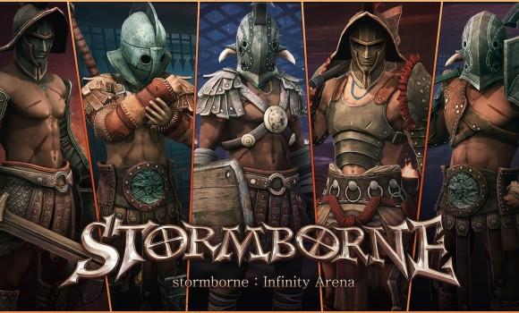 Stormborne : Infinity Arena Ekran Görüntüleri - 7