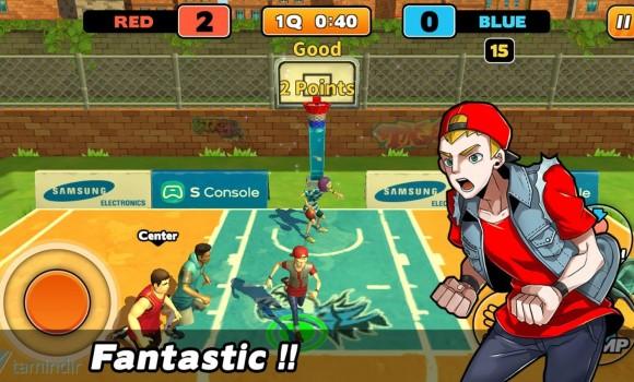 Street Dunk 3 on 3 Basketball Ekran Görüntüleri - 4