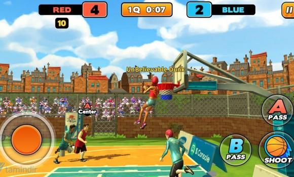 Street Dunk 3 on 3 Basketball Ekran Görüntüleri - 2
