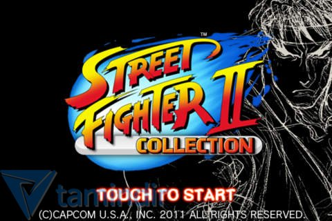 Street Fighter 2 Collection Ekran Görüntüleri - 5