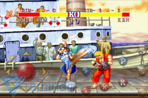 Street Fighter 2 Collection Ekran Görüntüleri - 4