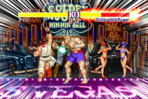 Street Fighter 2 Collection Ekran Görüntüleri - 3