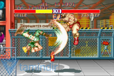 Street Fighter 2 Collection Ekran Görüntüleri - 2