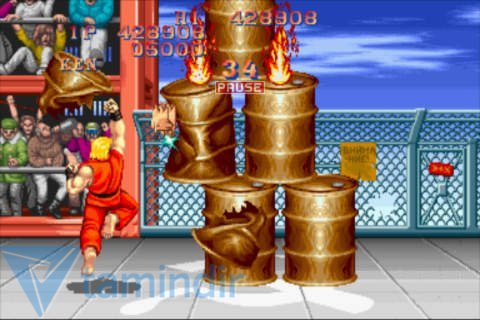 Street Fighter 2 Collection Ekran Görüntüleri - 1