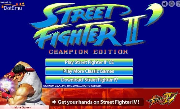 Street Fighter 2 Ekran Görüntüleri - 5