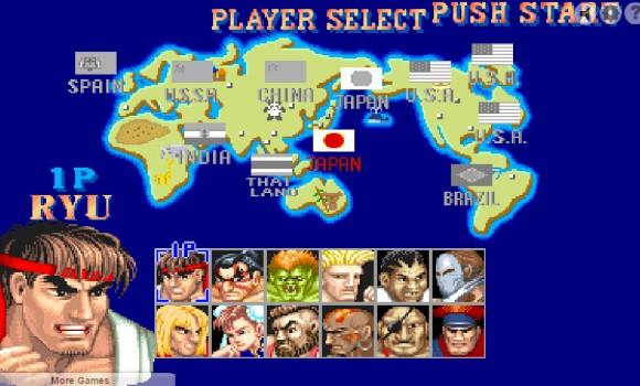 Street Fighter 2 Ekran Görüntüleri - 4