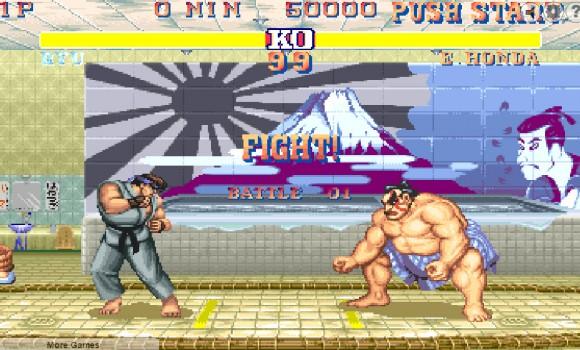 Street Fighter 2 Ekran Görüntüleri - 3