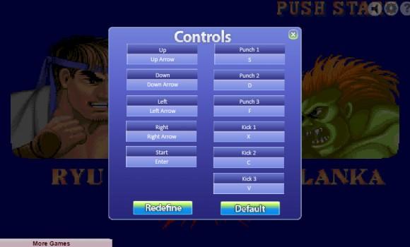 Street Fighter 2 Ekran Görüntüleri - 1