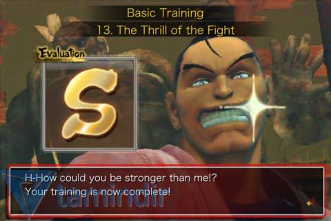 Street Fighter 4 Dojo Ekran Görüntüleri - 5