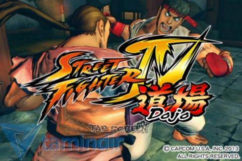 Street Fighter 4 Dojo Ekran Görüntüleri - 3