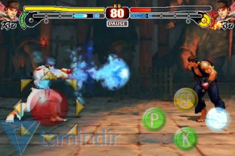 Street Fighter 4 Dojo Ekran Görüntüleri - 2