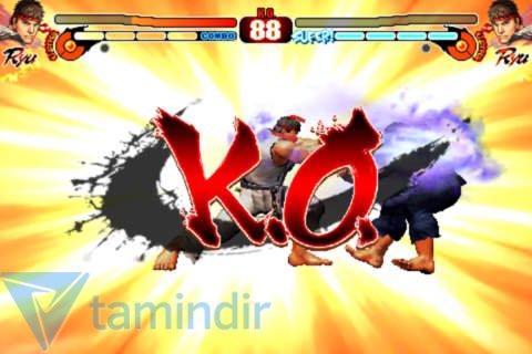 Street Fighter 4 Dojo Ekran Görüntüleri - 1