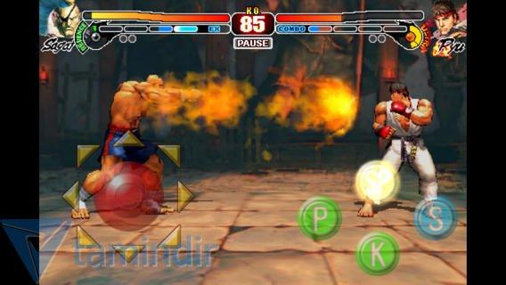 Street Fighter 4 Ekran Görüntüleri - 3